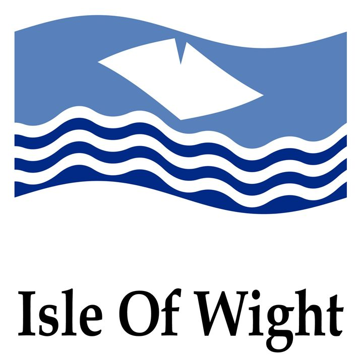Isle Of Wight Flag - My Evil Twin