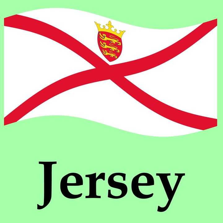 Jersey Flag - My Evil Twin