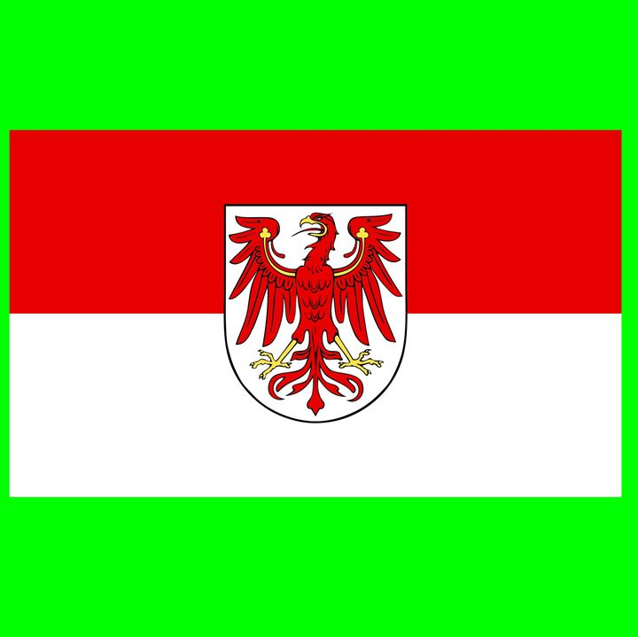 Brandenburg Flag - My Evil Twin