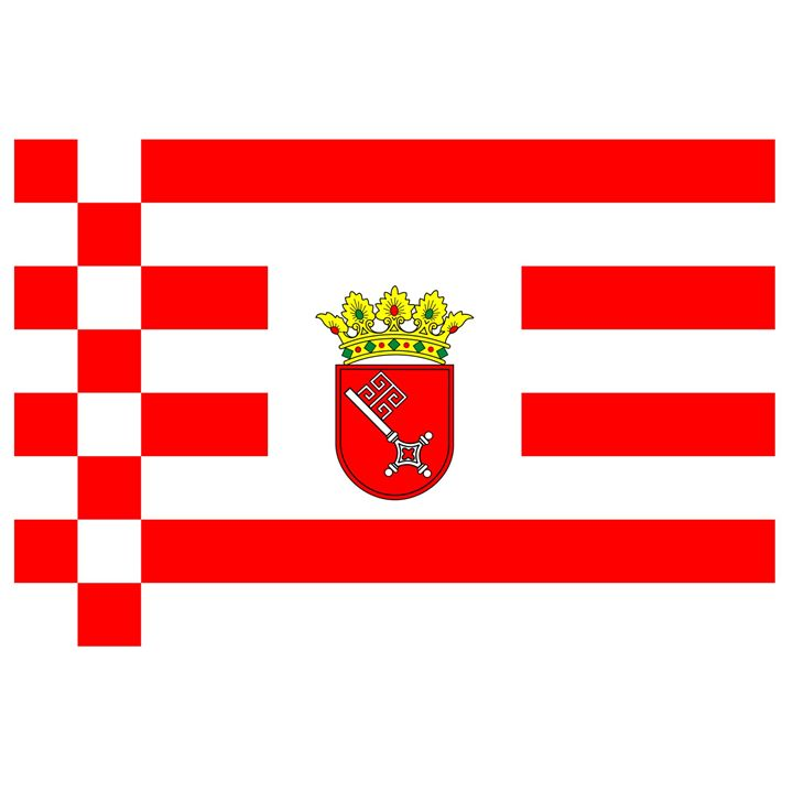 Bremen Flag - My Evil Twin