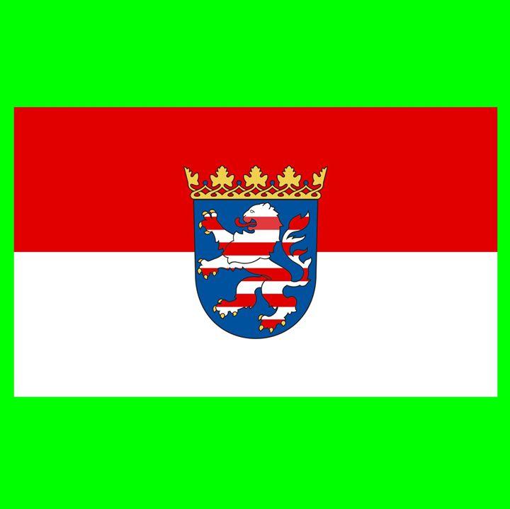 Hesse Flag - My Evil Twin