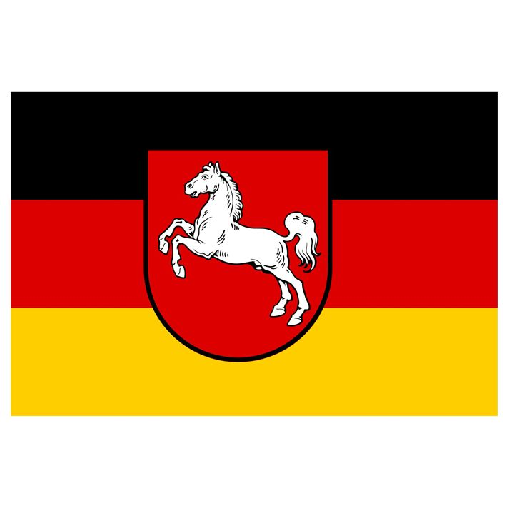 Lower Saxony Flag - My Evil Twin