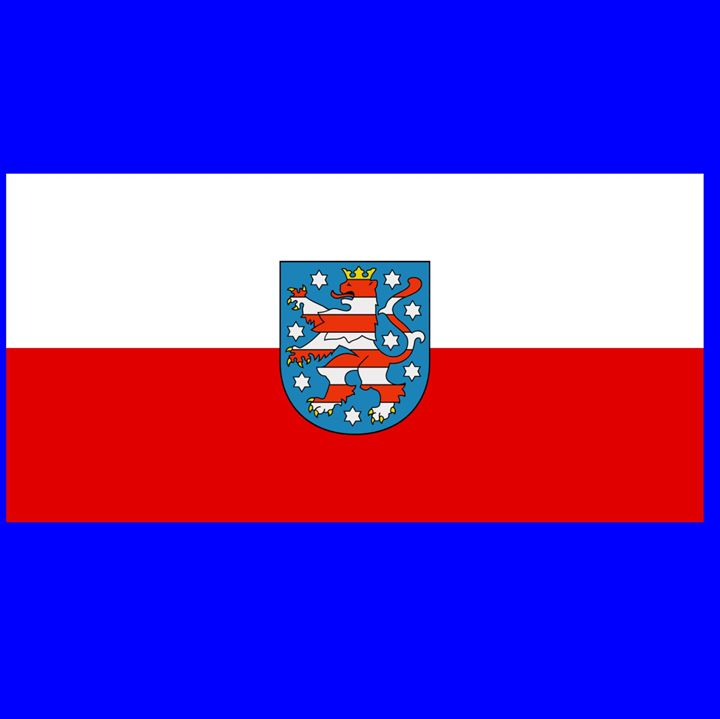 Thurinigia Flag - My Evil Twin