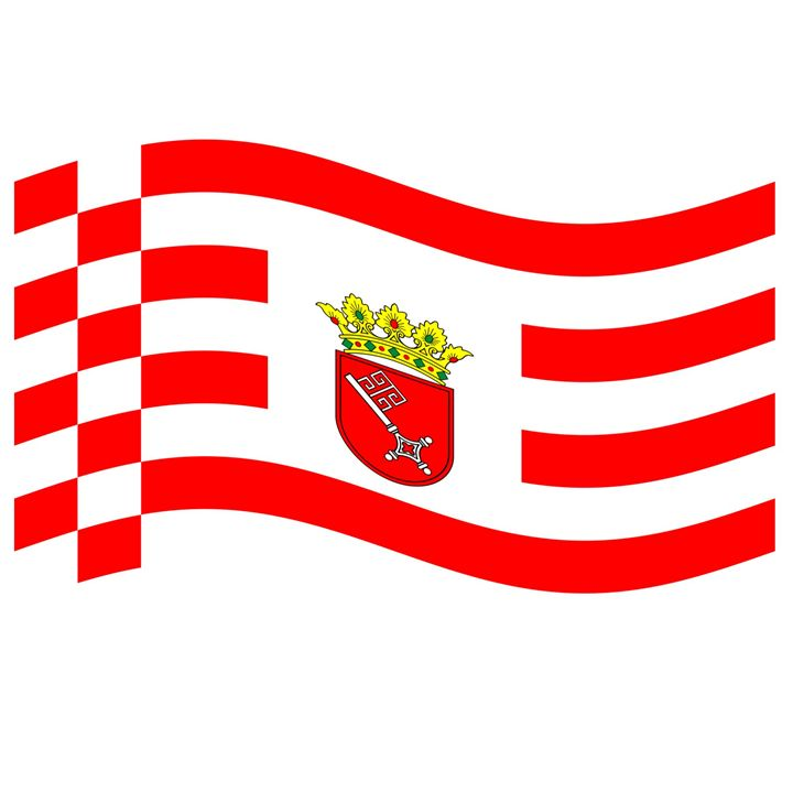Bremen Flag - My Evil Twin