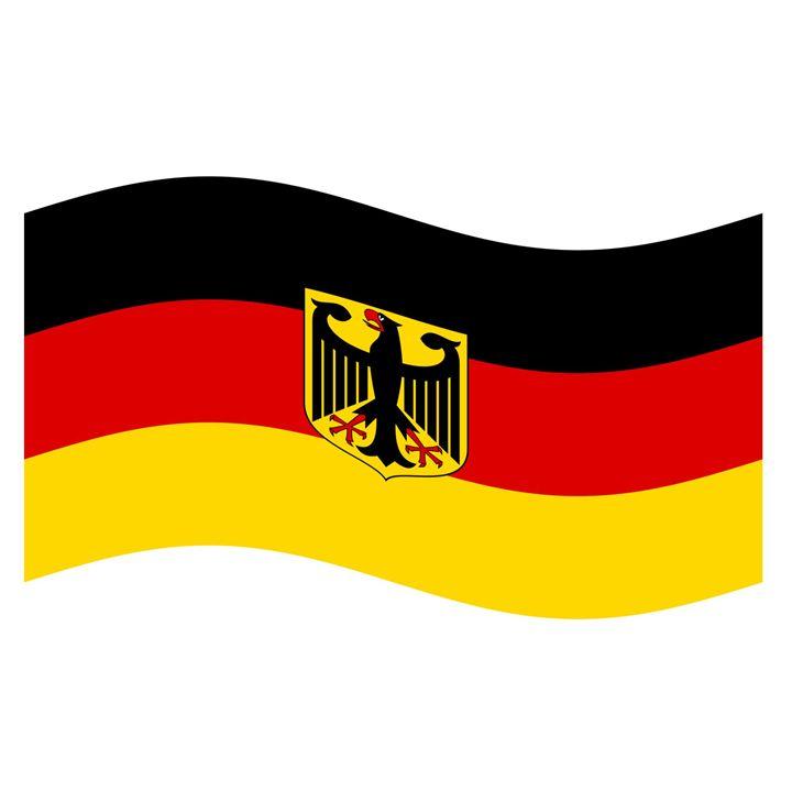 Germany Flag - My Evil Twin