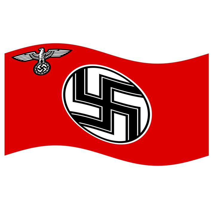 Reichsdients Flag - My Evil Twin