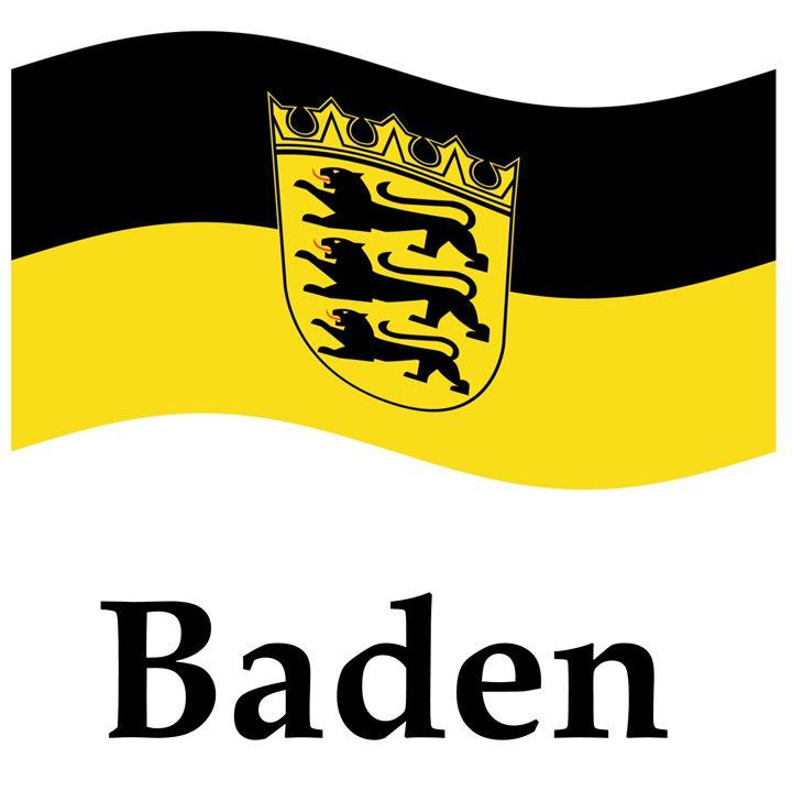Baden Flag #2 - My Evil Twin
