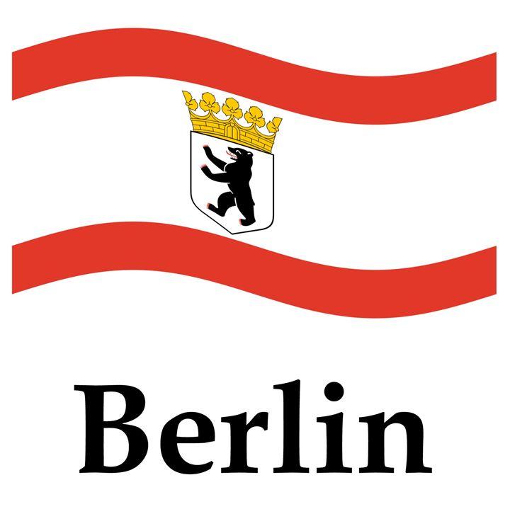 Berlin Flag - My Evil Twin