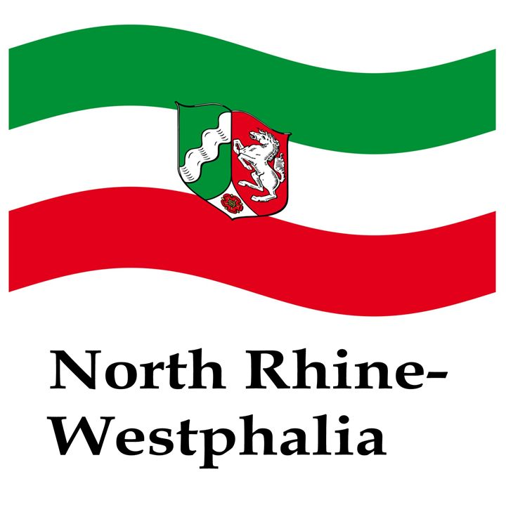 North Rhine-Westphalia Flag - My Evil Twin
