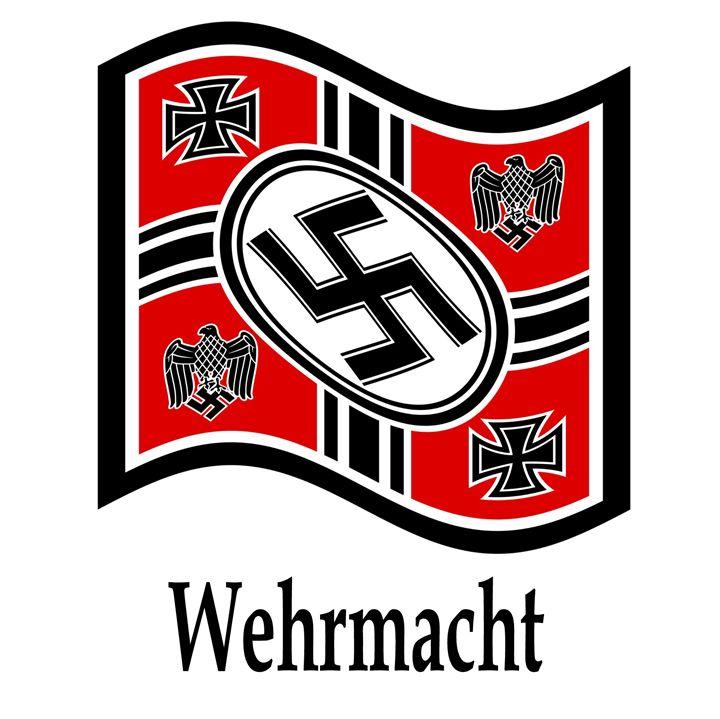 Wehrmacht Flag - My Evil Twin