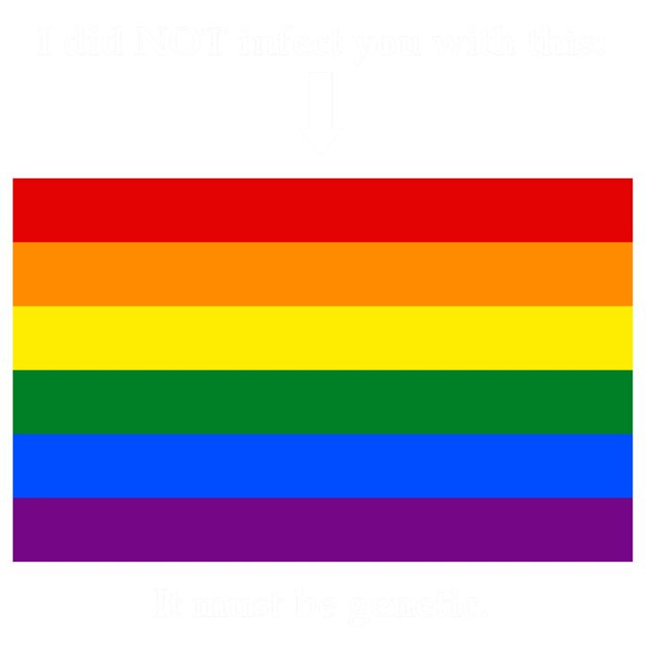 Rainbow Flag - My Evil Twin