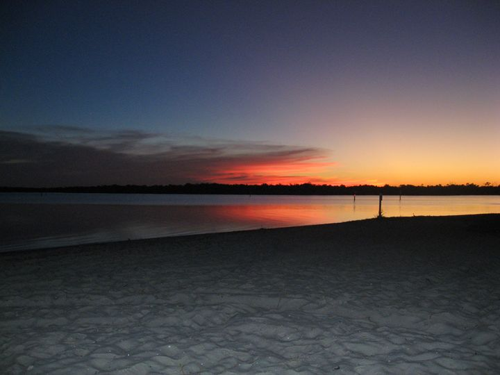 Sunset beach - My Evil Twin