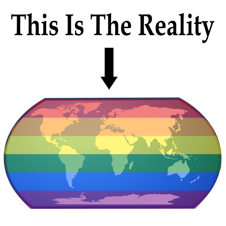 Gay Reality - My Evil Twin