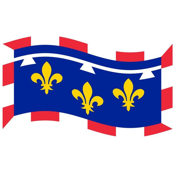 Centre Val De Loire Flag - My Evil Twin