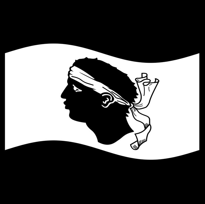 Corsica Flag - My Evil Twin