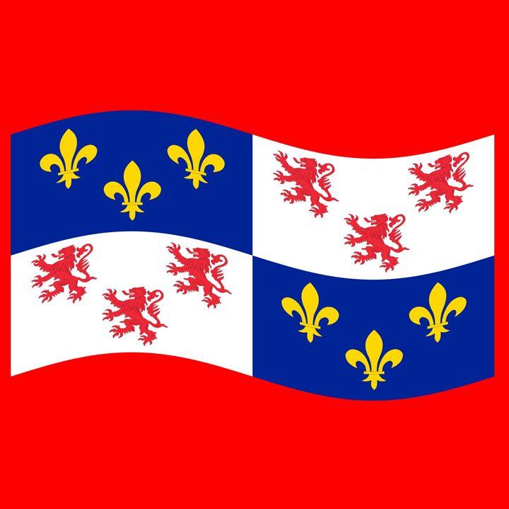 Picardie Flag - My Evil Twin