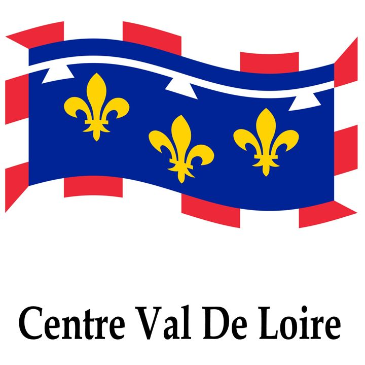 Centre Val De Loire, France Flag - My Evil Twin
