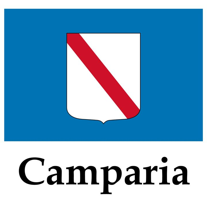 Camparia, Italy Flag And Name - My Evil Twin