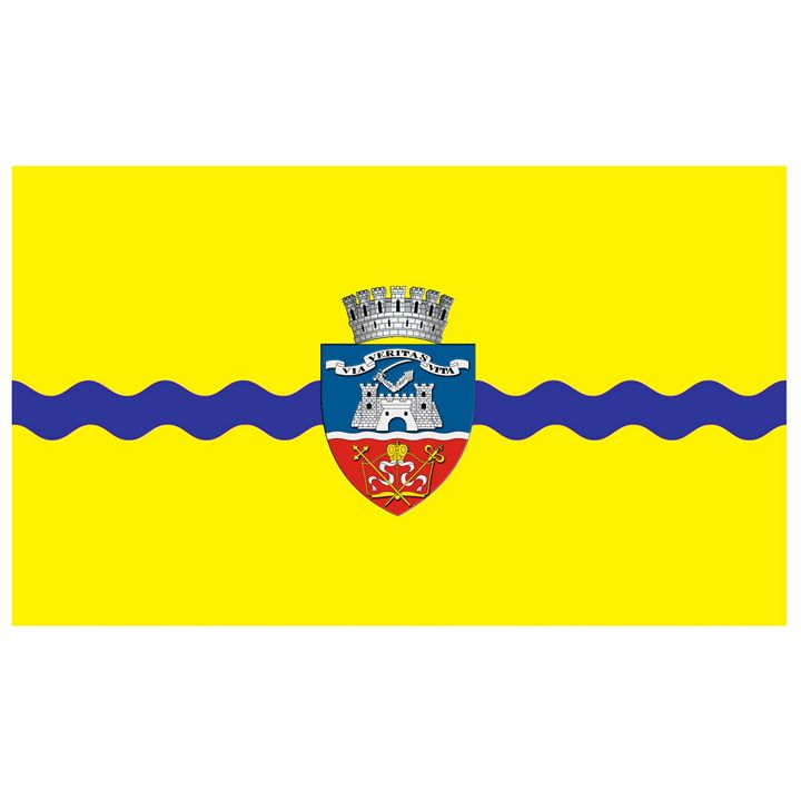 Arad, Romania Flag - My Evil Twin