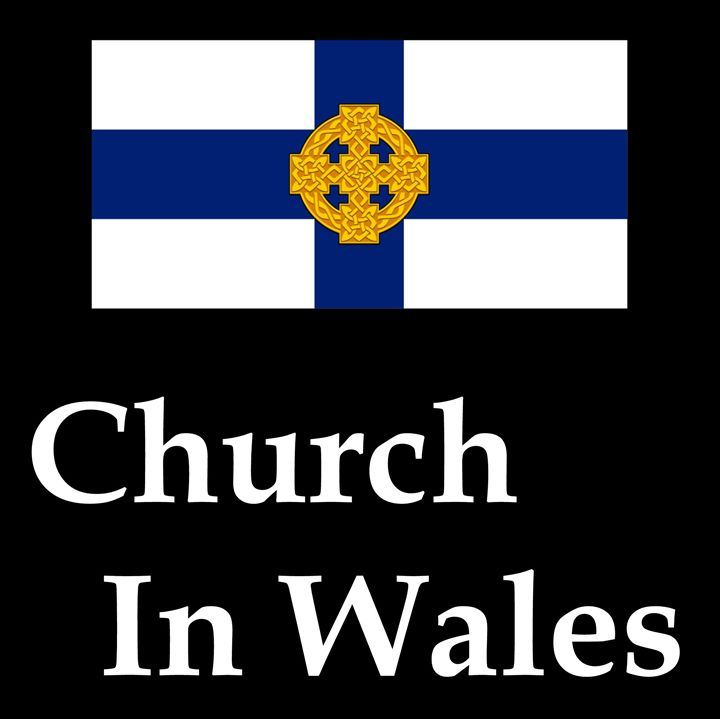 Church In Wales Flag And Name - My Evil Twin