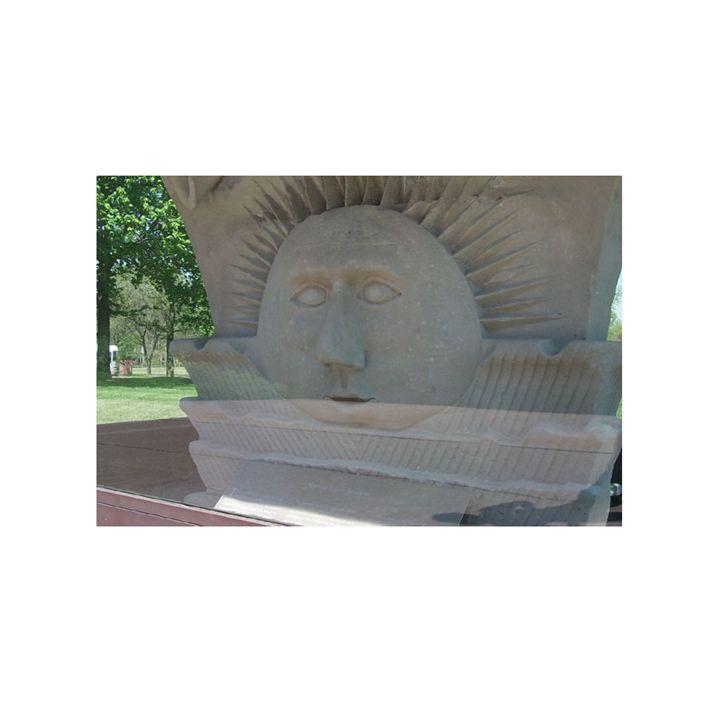 Nauvoo Temple Sunstone - My Evil Twin