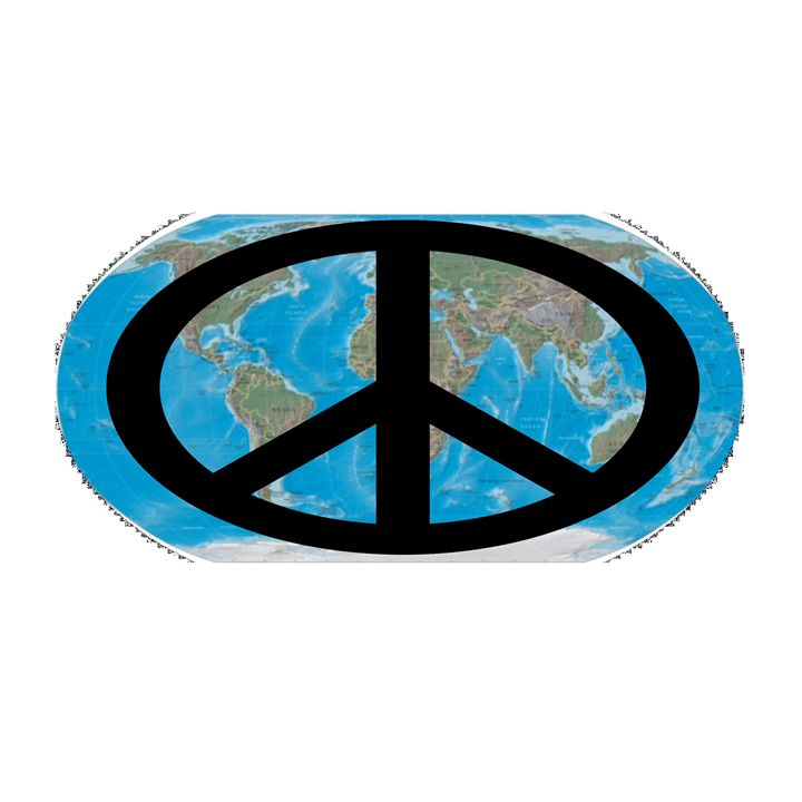 Peace On Earth - My Evil Twin