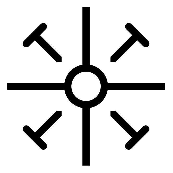 Coptic Cross - My Evil Twin