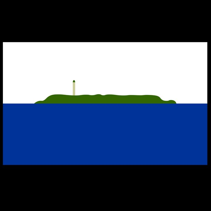 Navassa Island Flag - My Evil Twin