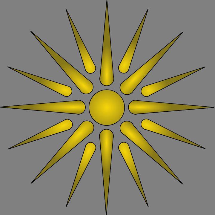 Vergina Sun - My Evil Twin