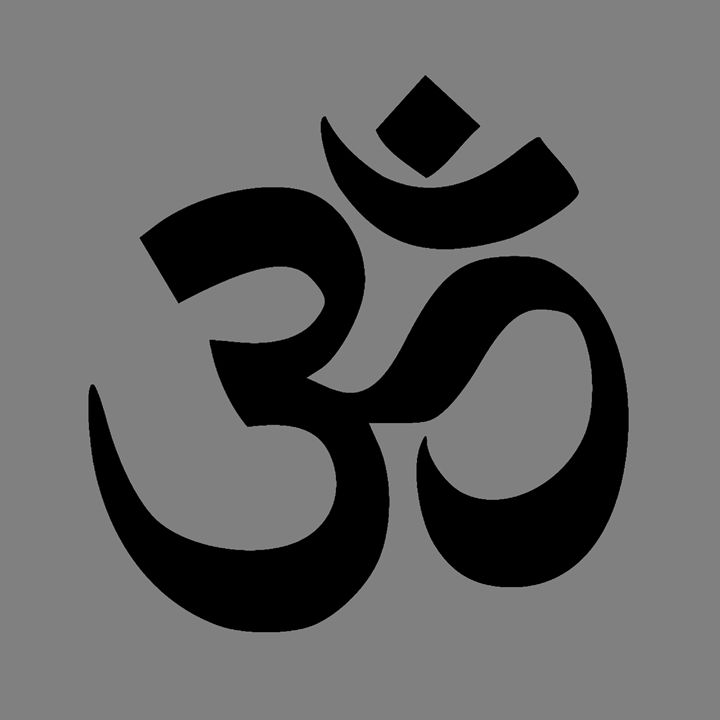 Hinduism Symbol - My Evil Twin