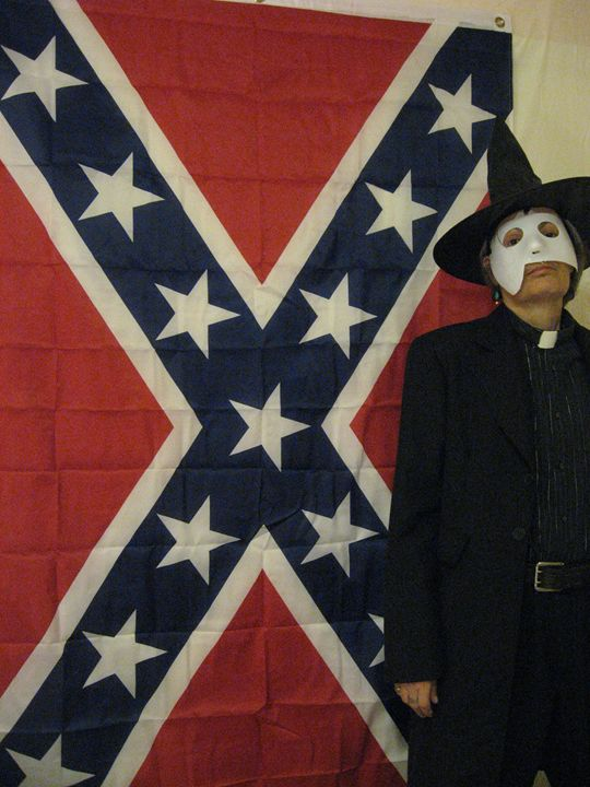 Confederate Witch #2 - My Evil Twin