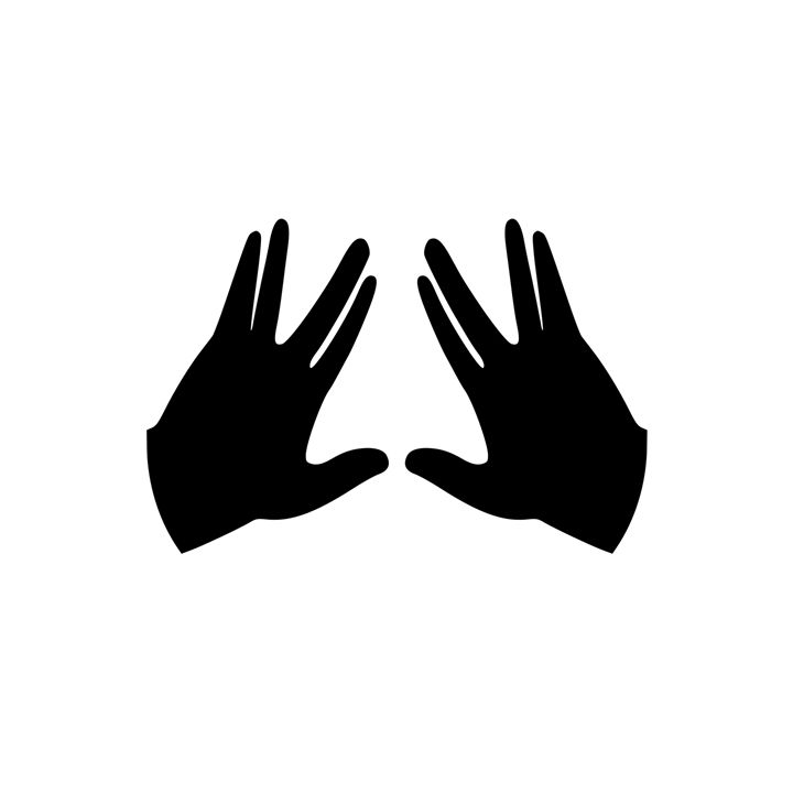 Kohen Hands Symbol - My Evil Twin