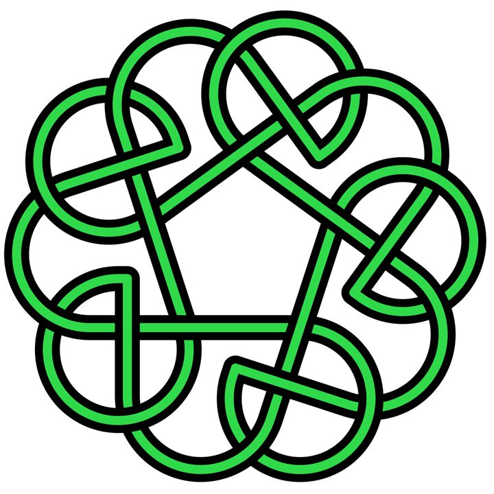 Celtic Knot - My Evil Twin
