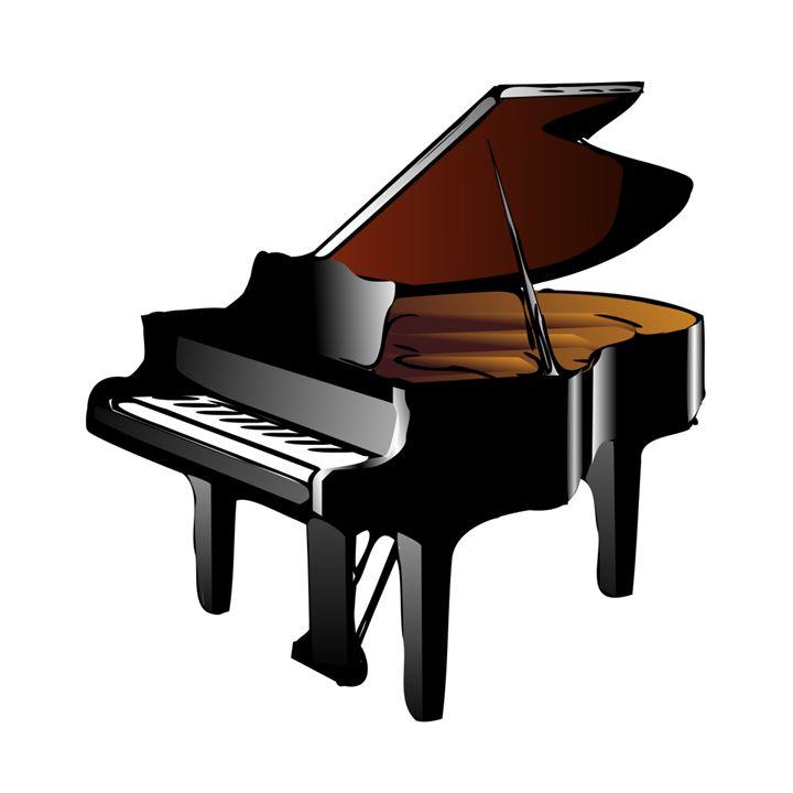 Grand Piano - My Evil Twin