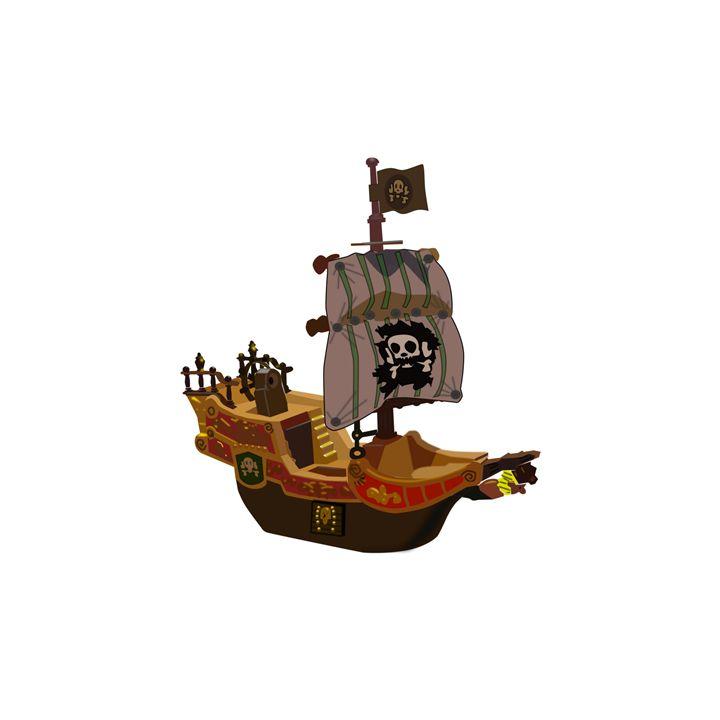 Pirate Ship #2 - My Evil Twin