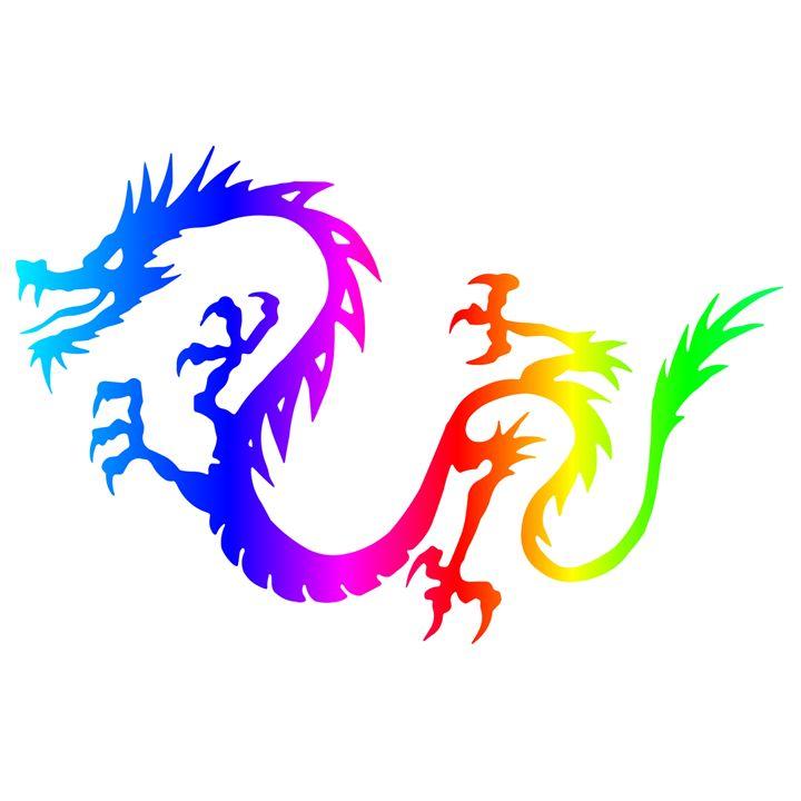 Rainbow Dragon #2 - My Evil Twin