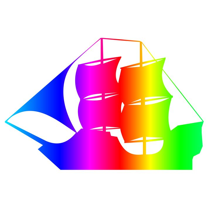 Rainbow Pirate Ship #2 - My Evil Twin