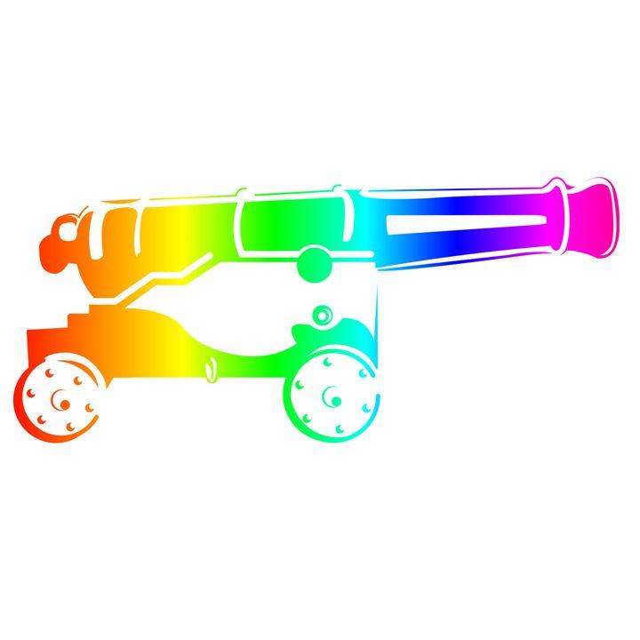 Rainbow Cannon - My Evil Twin