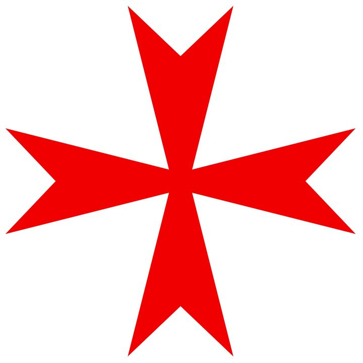 Maltese Cross Variant - My Evil Twin