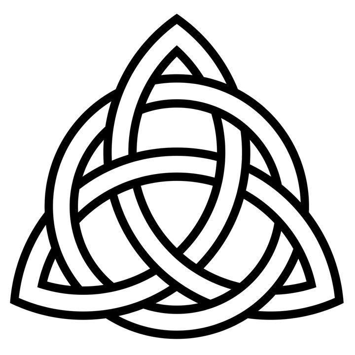 Triquetra - My Evil Twin