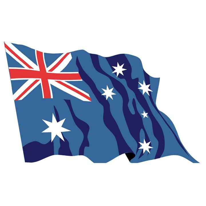 Australia Flag - My Evil Twin