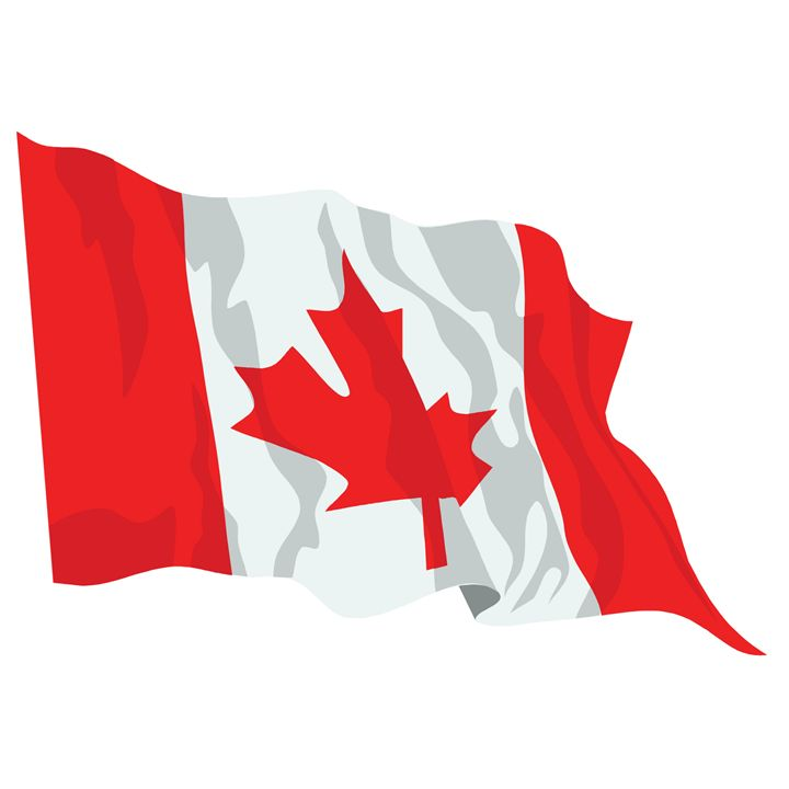 Canada Flag - My Evil Twin