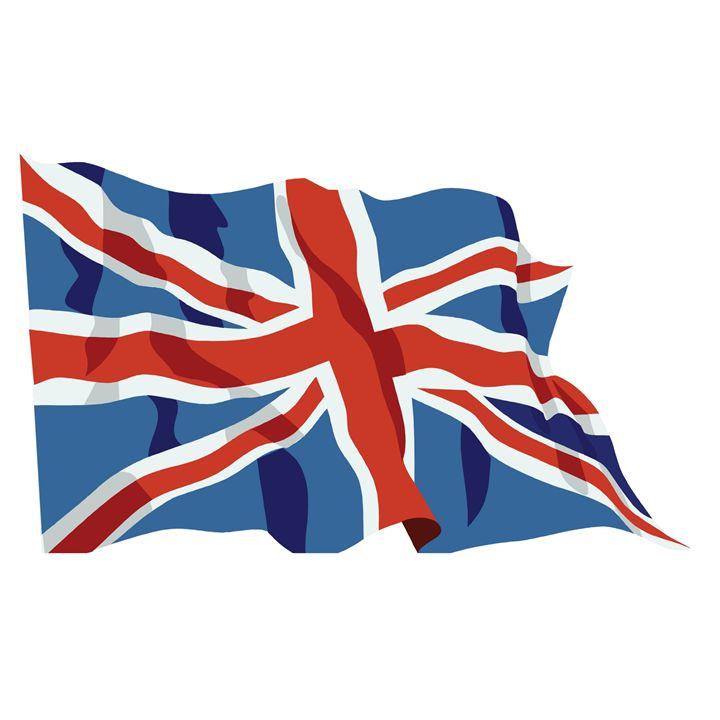 United Kingdom Flag - My Evil Twin