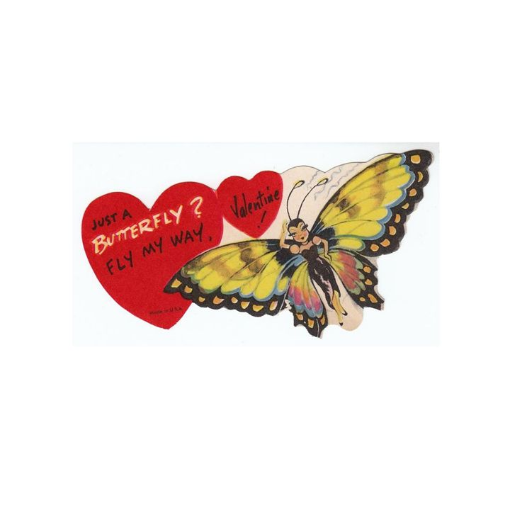 Butterfly Valentine - My Evil Twin