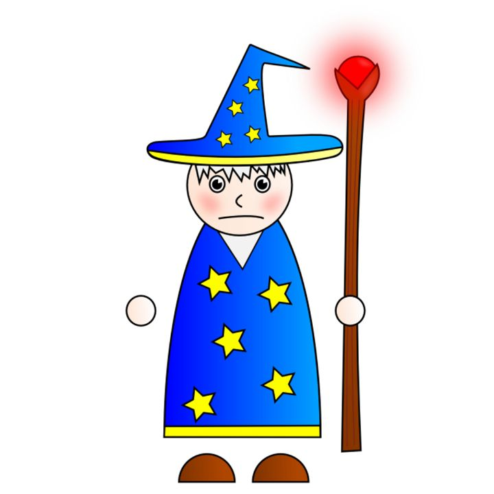 Wizard #2 - My Evil Twin