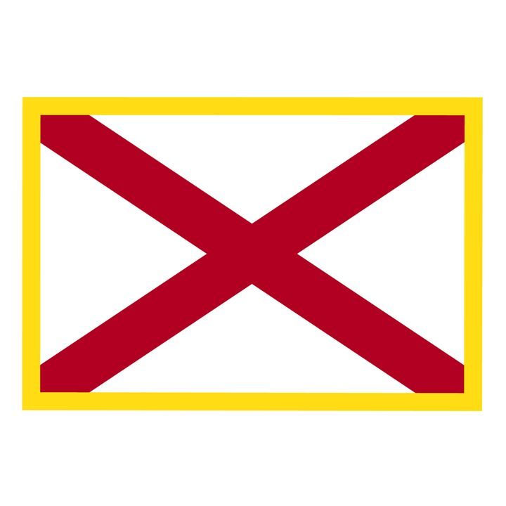 Alabama Flag - My Evil Twin