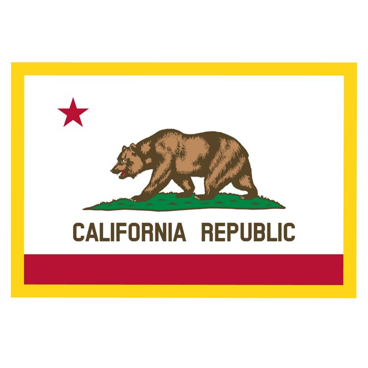California Flag - My Evil Twin