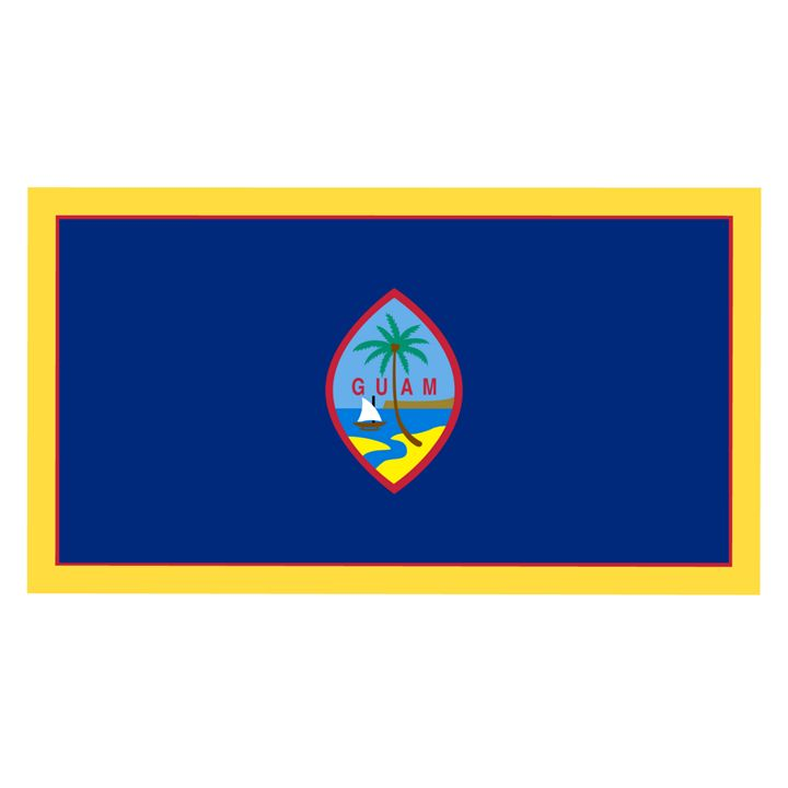 Guam Flag - My Evil Twin