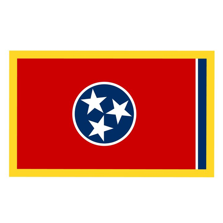 Tennessee Flag - My Evil Twin