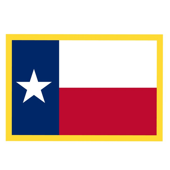 Texas Flag - My Evil Twin